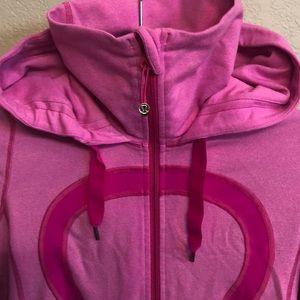 lululemon athletica Jackets & Coats - Lululemon Jacket with High Neck and Hood sz 4